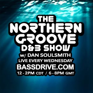 Northern Groove Show [2016.05.04] Dan Soulsmith on BassDrive