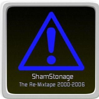 ShamStonage - The Re-Mixtape