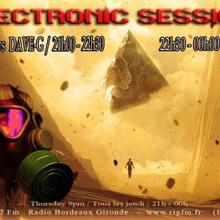 Electronic Session [27.11.2014] Dave-G vs AURA1//FISH