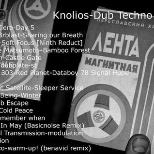 Knolios-Dub Techno Mix 7