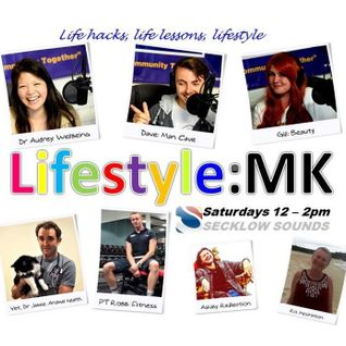 LifestyleMK Jan 9 - New Year Inspiration (starts 40 secs in!)