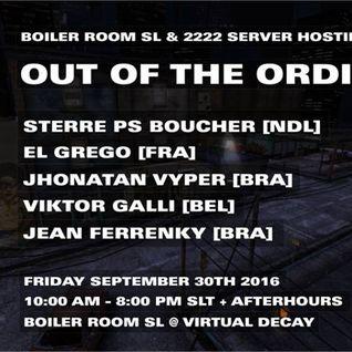 El Grego @ Boiler Room SL