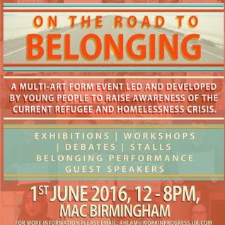 On the Road to Belonging with Mica, Rachel, Ahlam and Josh