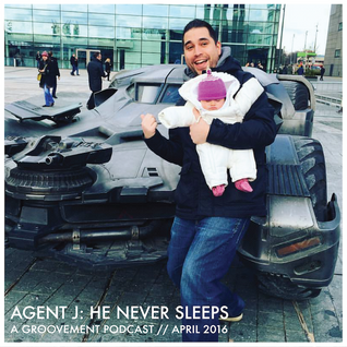 Agent J: He Never Sleeps {April 2016}