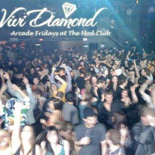 ViVi Diamond from Arcade Fridays at The Mod Club