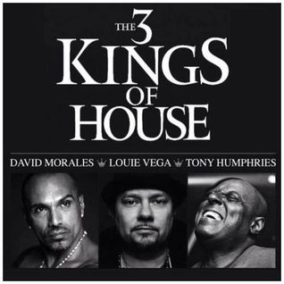 The 3 Kings of House Live at Ministry of Sound, UK 21.9.2013
