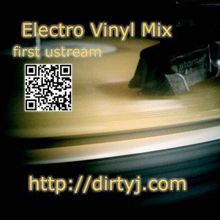 Electro Vinyl Mix (First UStream)