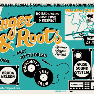 7th Ginger & Roots (soundsystem edition)