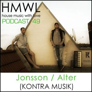 Hmwl 49 - Jonsson / Alter (Kontra Musik)