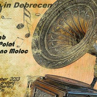 Mariano Moloc - Guest Mix for 'Deep in Debrecen' vol. 04 @ Hujujuj.FM [October 23, 2013]