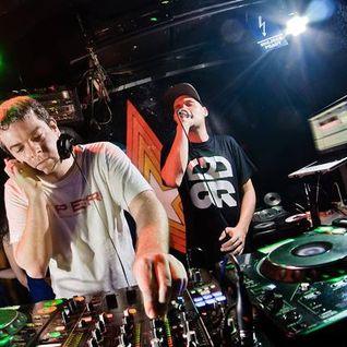 InsideInfo ft Innate MC - ScreamMusic @ INQbator, Katowice, Poland.