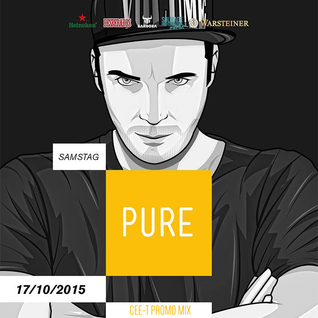 Promo Mix PURE @ Johnny Mauser 17.10.2015