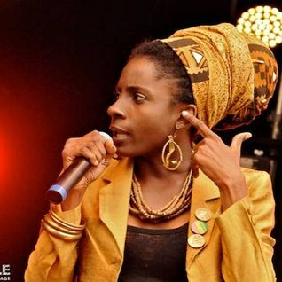 Jah 9 - Salute To The Empress - Mateel Community Center, Redway, CA 5-09-2015