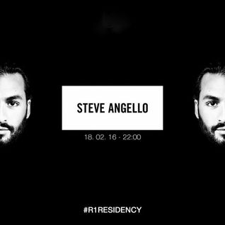 Steve Angello – BBC Radio 1 Residency (2016-02-19)
