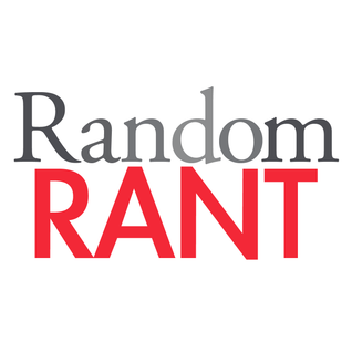 Random Rant Podcast Episode 04