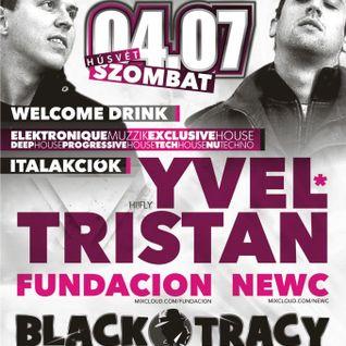 fundacion @ Black Tracy, Miskolc 2012-04-07.mp3