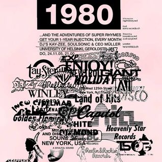 Rap History – 1980