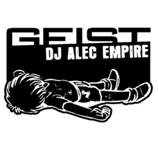 "Alec Empire ""Geist DJ Mix"" for XFM, London 2002"