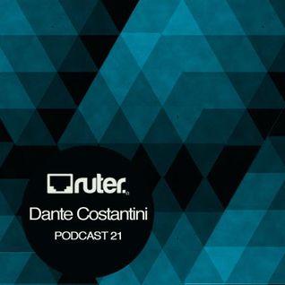 Ruter Podcast 21 //Dante Costantini