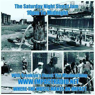 Saturday Night Street Jam 6-25-16