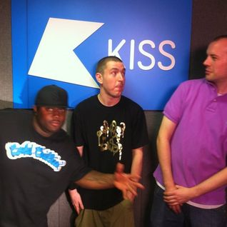 DJ MK & SHORTEE BLITZ - KISS100 - JEHST SPECIAL GUEST -JUNE 5TH 2010