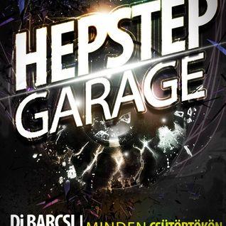 Gyál FM - HepStep Garage 2012-10-11