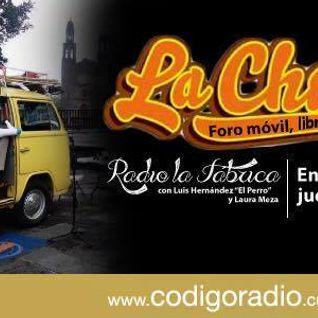 """Radio la Fábrica entrevista Gerardo Grande de """"La Chula Combi"""" programa transmitido el día 28 de Oct"""
