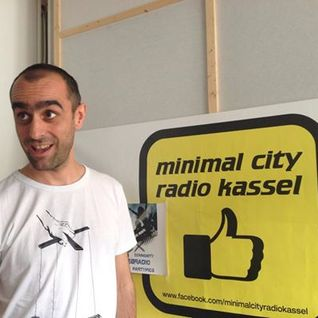 DAVE TARRIDA live@minimalcityradio Kassel 06.07.2014
