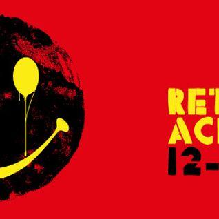 Stefan ZMK @ Retro Acid - Vooruit Gent Belgium 2015 [acid|acidtechno|acidcore]