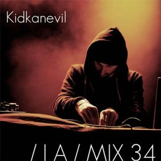 kidkanevil - Inverted Audio Mix (2011)