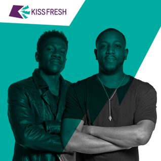 DIXON BROTHERS - KISS FRESH SHOW: 8/5/14