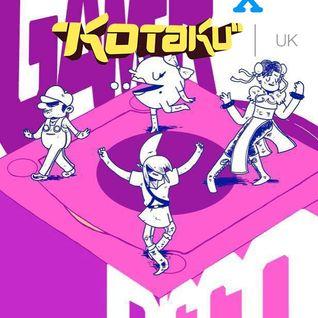 Live @ GamerDisco x Kotaku, Shoreditch, London, March 2015