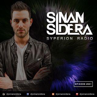 Sinan Sidera - Syperion Radio Episode 001
