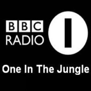 J.Bo Tape #5: Alex Reece - One In The Jungle - 19Jul1996