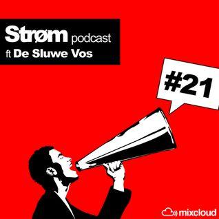 Strøm podcast #21 ft De Sluwe Vos