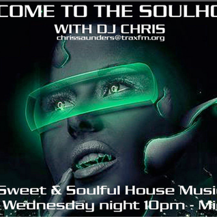 The Soulhouse Sessions With DJ Chris live in the mix on TraxFM 25/11/2015