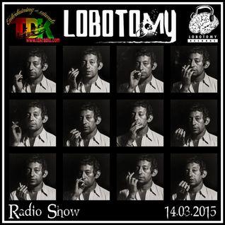 "Lobotomy Sound & Selecta Jallah Kadafi 14.03.2015  ""Special Serge Gainsbourg & French Reggae 80's """