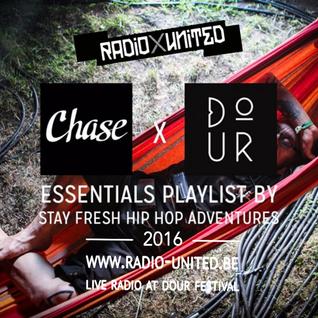 Radio United - de selectie van Chase #Dour2016
