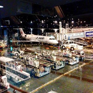 Flights(from Sapporo to Aomori), Sep. 2, 2015