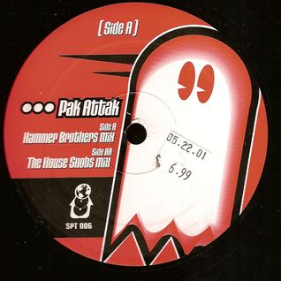 Pak Attak (Speed Garage Mix) -by The House Snobs (J.Splat x Milktoast) 2002
