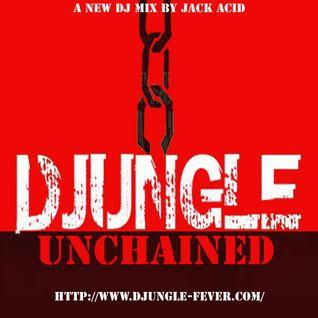 DJungle Unchained - dj mix of DJungle Fever back releases, dj mix by Jack Acid
