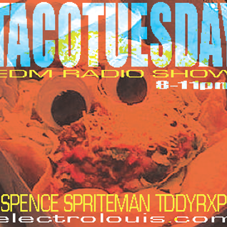 #TacoTuesdays ft JSpence on electrolouis.com - 09/11/2012