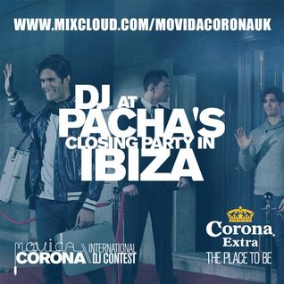 Movido Corona UK DJ Contest