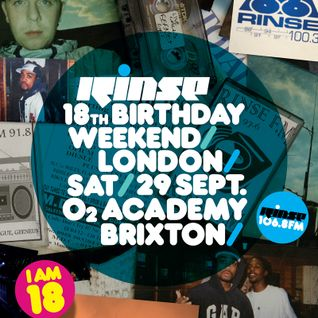 The Clairvoyants - Rinse FM Cover Show (Rare Groove & Soul 17.07.12)