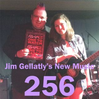 Jim Gellatly's New Music episode 256