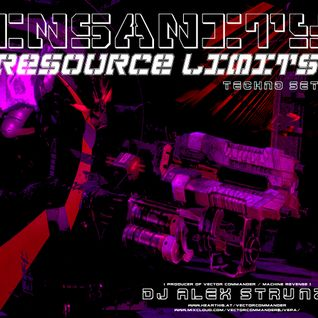 Dj Alex Strunz @ Insanity Resource Limits - Dj Set TECHNO Promo - 01-12-2015