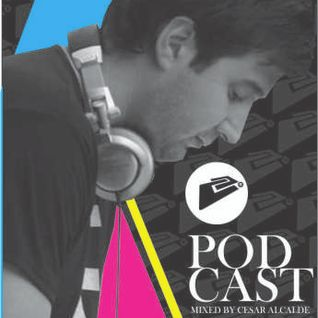 Dj Cesar Alcalde - PODCAST Abril 2012