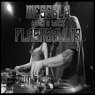FLASHBALL13 b2b MESSKLA - PROMOMIX