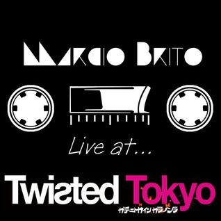 Marcio Brito@TwistedTokio_Sakura_Manchester_UK
