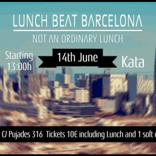 Lunch Beat Barcelona #1 - 14.6.13